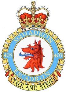 403 Squadron (Gagetown)