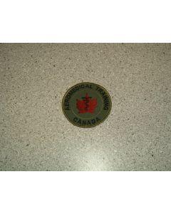 1005 73B - Canada Aeromedical Training Patch LVG