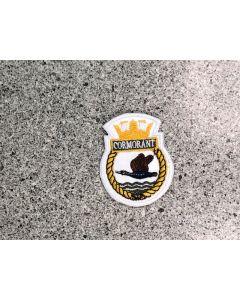 10056 517 - HMCS CORMORANT Ship Crest