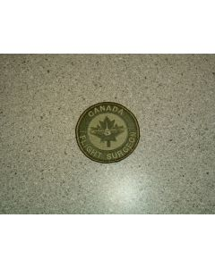 1021 166C - Canada Flight Surgeon Patch LVG