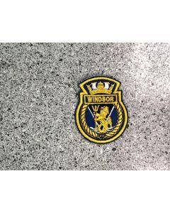 10671 517 - HMCS WINDSOR Ship Crest