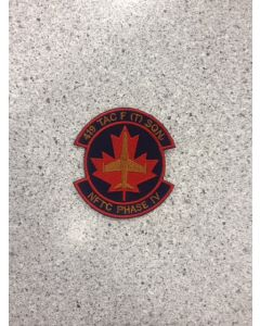 10846 - 419 Tac T (F) Squadron HFTC Phase lV Patch