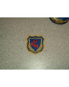 1086 727 D - The Cadet QGI Patch
