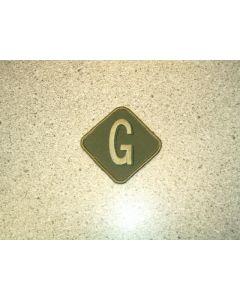 """1093 76 C - """"The Gimli Diamond"""" Patch LVG"""