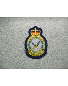 11 180 C - 443 Squadron Heraldic Crest