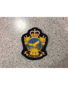 11072 - 2 Canadian Air Division Heraldic Crest - 2 Wing