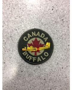 11353 - Canada Buffalo Patch Coloured LVG - 442 SQN -  7.50$