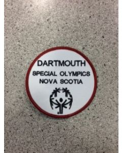 11387 410F - Dartmouth Special Olympics Patch (Corporate)