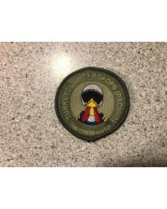 11485 412 B Turkey Patch Coloured LVG