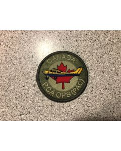 11486 413 C Canada RCA OPS(PAC) coloured LVG ptach