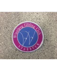 11539 413 B Winnipeg Gliding Club - Starbuck Patch