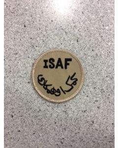 11626 419F - ISAF Tan Patch - Corporate