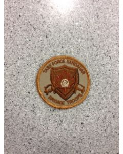 11627 - Task Force Kandahar Partners for Afghanistan Patch Tan (Corporate) $8.50