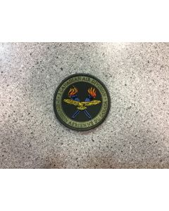 11734 460 H - 2 Canadian Air Division Coloured LVG Patch  (2CAD)