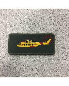 11768 - Cormorant Nametag Coloured LVG - 413 Squadron