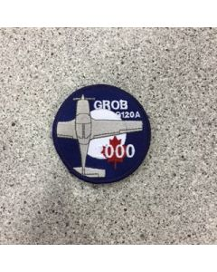 11853 - Grob 2000 Patch - Corporate