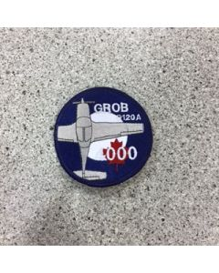 11855 - Grob 4000 Patch - Corporate