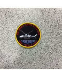 11876 426E - Sikorsky CH148 Cyclone Sea Trials 2015 Patch - Corporate
