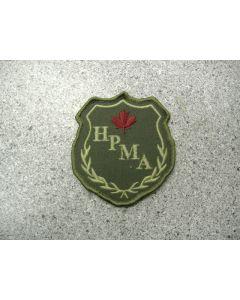 1189 459 H - HPMA Patch LVG