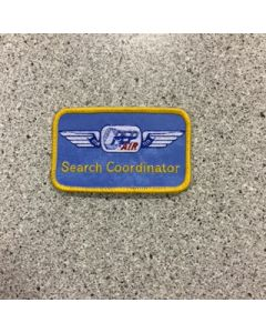 11929 427H - Search Coordinator Patch - Corporate  $7.50