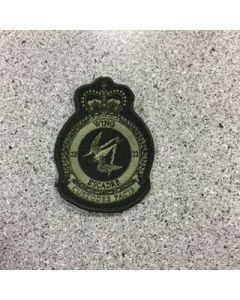 11945 427D 22 Squadron Heraldic Crest LVG $8.50