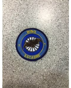 11984 - 1 WingEscadre Patch - 1 Wing $7.50