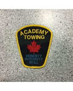 12038 - Academy Towing Patch - Corporate -  $6.00