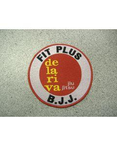 1248 71 - Fit Plus de la ri va B.J.J. Patch - Large