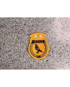 12544 517 - HMCS ORIOLE Ship Crest