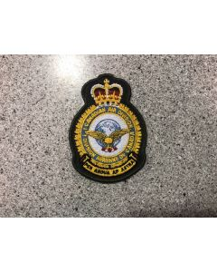 12719 454 F - 1 Cdn Air Division Heraldic Crest Coloured LVG (1 CAD)