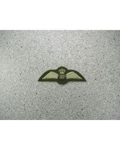 1281 - RAF Wings on melton LVG