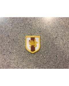12837 455 G - Land Forces Badge