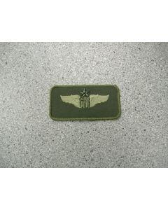 1296 102 A - USAF Nametag LVG
