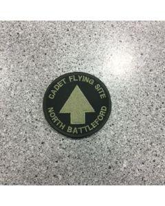 Cadet Flying Site - North Battleford LVG Patch