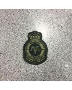 401 Squadron Heraldic Crest LVG