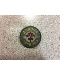 13116 - CP-140 Aurora 3000 Hrs Coloured LVG Patch