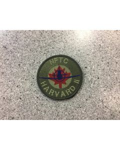 12588 451 D - NFTC Harvard II Coloured LVG Patch