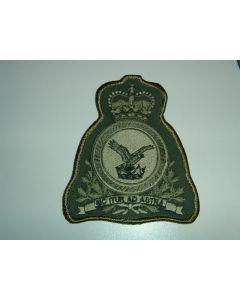 133 88F - CAS Heraldic Crest LVG