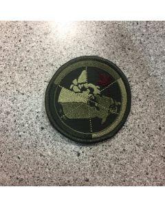 13857 - Joint Task Force North (JTFN) coloured LVG Patch