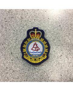 13922 - Regional Cadet Support Unit (Atlantic) Heraldic Crest