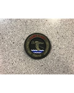 14007 - CANFLTLANT Maritime Fighter Controller Coloured LVG Patch