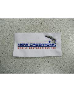 1408 - New Creations Mobile Restoration Inc Logo