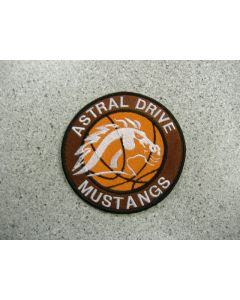 1414 165C - Astral Drive Mustang Patch