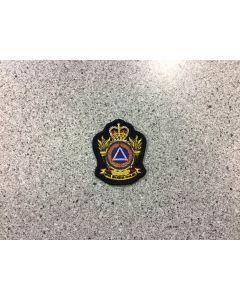 14209 476 C - Canadian Forces Training Development Center, CFB Borden (CFTDC) Heraldic Crest Small