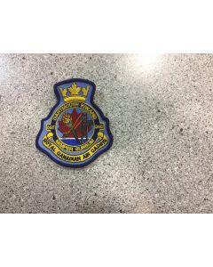 14229 475 A - 865 Dartmouth Kiwanis Cadet Heraldic Crest