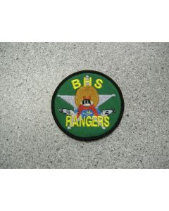 1438 152 B - Basic Helicopter School - Rangers Patch