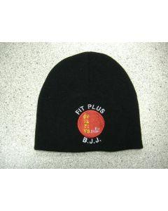 1445 - Fit Plus/B.J.J. Crest for Touques - Black