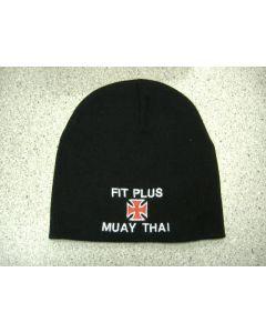 1446 1 - Muay Thai Touque - Black
