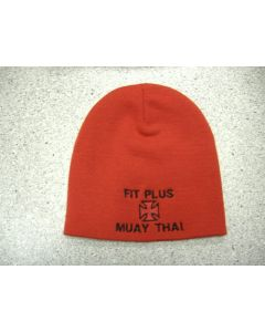 1446 - Muay Thai Touque - Red