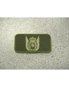 1453 83 D - Skill Badge #1:  Airborne Warning & Control LVG Nametag style